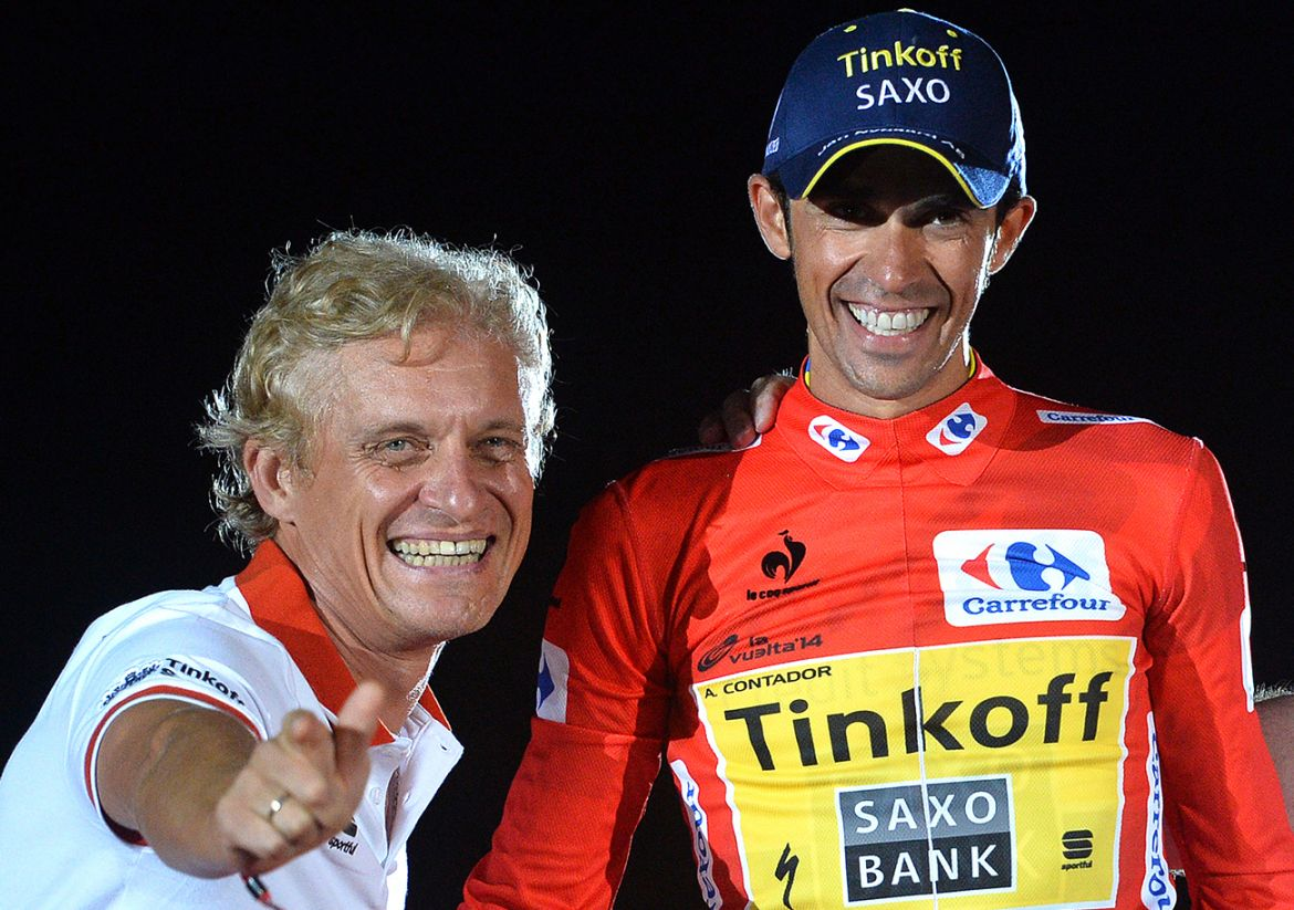 Commentary  Why Tinkov and Contador ended badly – VeloNews.com 431055195