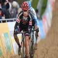 Injured Van der Haar set for return at Heusden-Zolder
