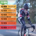 5 quick road bike workouts