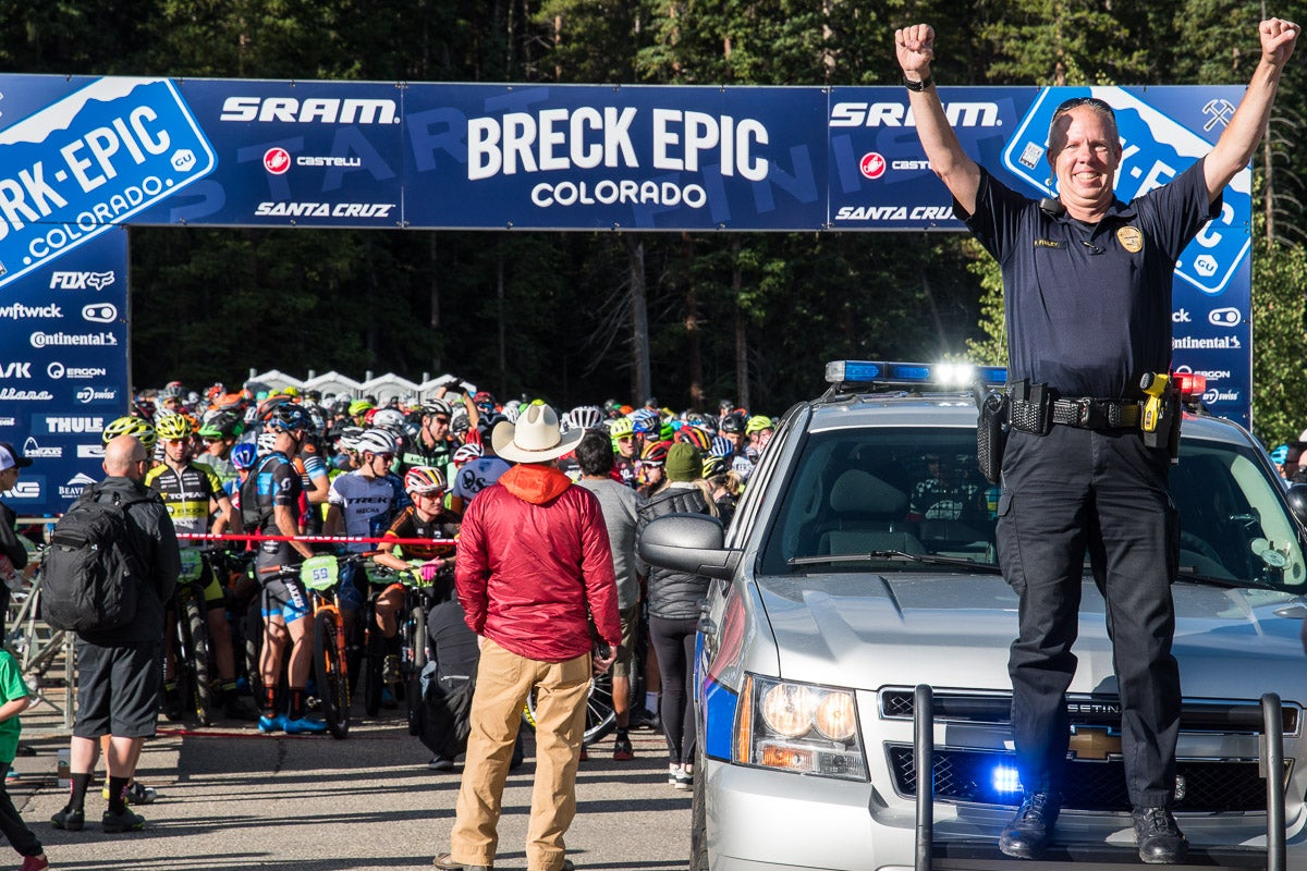 Breck Epic unveils pro field, athlete tracking system – VeloNews com
