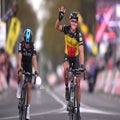 Gilbert claims fourth Amstel Gold victory