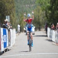 Gila stage 5: Wiles and Huffman sew up overall titles