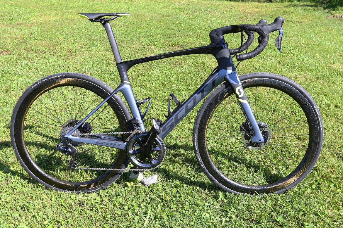 First Ride Scott Foil Disc Velonews Com