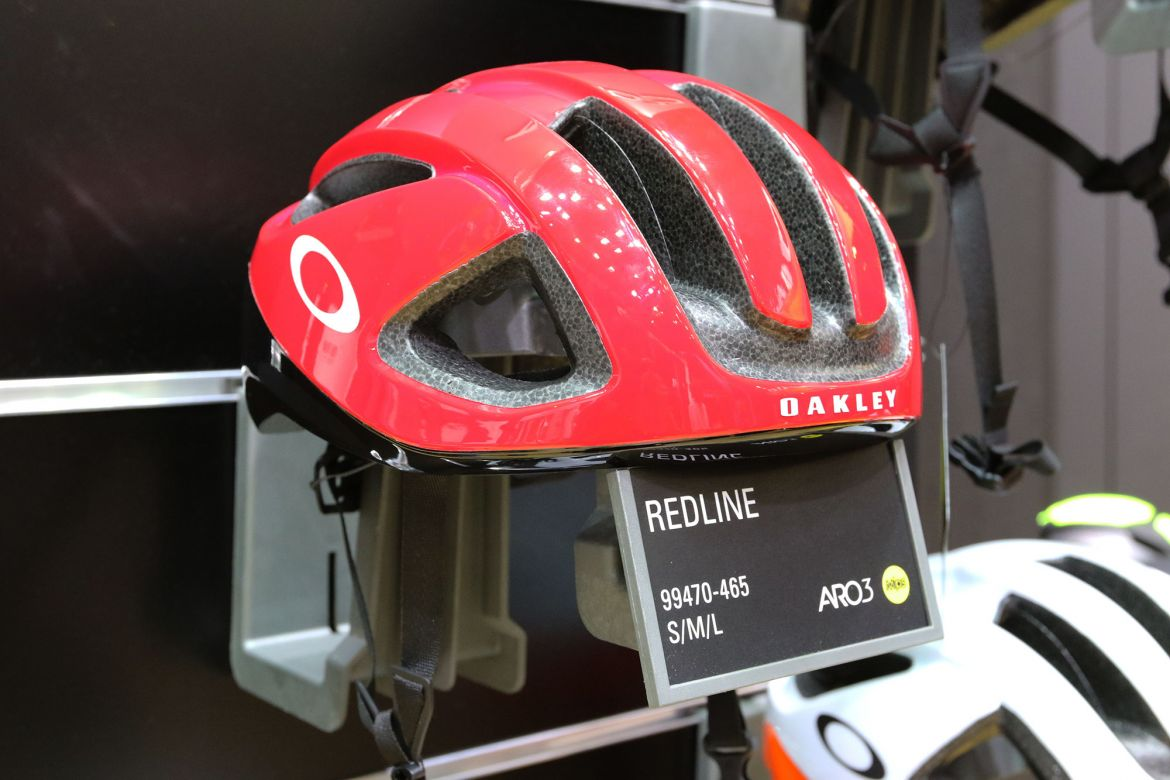 1ce7d0ed71bef The Aro 3 is Oakley s ventilation monster. It s ideal for climbers and  endurance riders whose primary concern is staying cool during hard efforts.