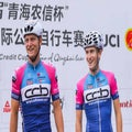 Worst race ever? CCB duo survives rough Tour of Qinghai Lake