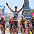 Poland: Van Poppel win slippery stage 5