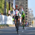 Diego Ulissi wins GP Montréal out of breakaway