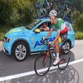 Astana left without a top GC captain; Vinokourov disappointed to see Aru go
