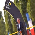 Hinault calls for rider strike in protest of Froome at Tour