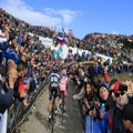 Monte Zoncolan: 'That's a lot of suffering'