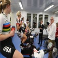Inside USA Cycling's altitude training chamber