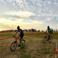Ruts N' Guts: Mani and Ortenblad triumphant on day two