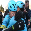 Astana wins big as Vinokourov hints team is on the ropes