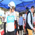 Froome discreet in season debut both on and off bike