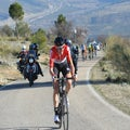 Ruta del Sol, stage 4: Wellens wins on brutally steep finish, takes GC lead