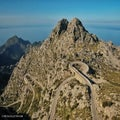 Col Collective climbs Sa Calobra with Fränk Schleck