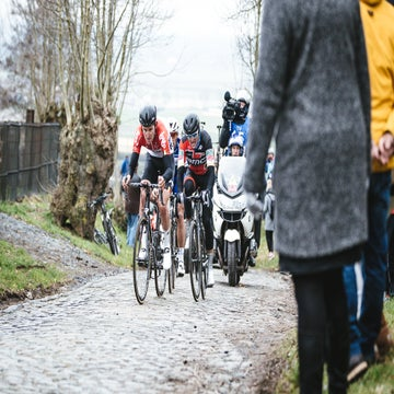 Photo Essay: Cobbles kick-off at E3 and Gent-Wevelgem