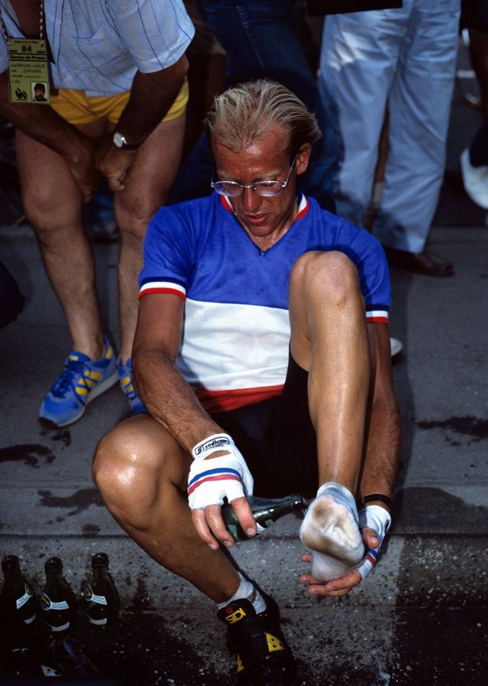 Graham Watson's '40 Years of Cycling Photography'