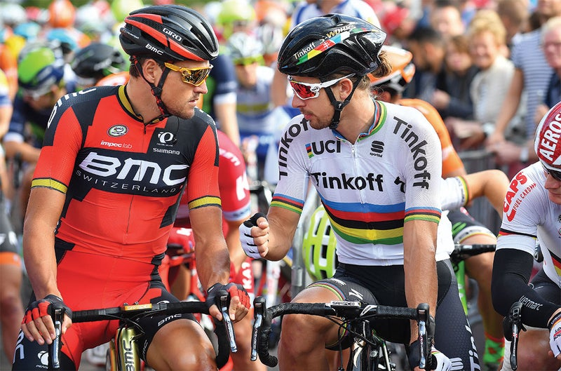 The Rivalry Between Olympic Gold Medalist Greg Van Avermaet And World Champion Peter Sagan Is Set To Continue This Spring At The Classics