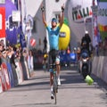 Tour of the Alps: Sanchez solos to stage 4 win