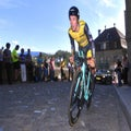 Primoz Roglic: From ski jumper to Romandie thumper
