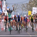 Tour de Romandie: Ackermann sprints to victory on final stage; Roglic wins overall