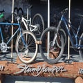 Sea Otter Gallery: New Stumpjumper, more wood bikes, vintage MTB