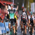 Pais Vasco: McCarthy sprints to stage 3 win; Alaphilippe leads