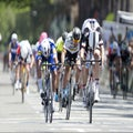 California stage 7: Gaviria takes final stage; Bernal wins overall