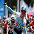 Sierra scores Astana's first WorldTour win of the season