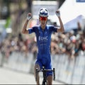 Women's Tour of California Stage 2: Hall solos to queen stage win
