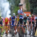 Dauphiné stage 1: Impey sprints to victory; Kwiatkowski keeps lead