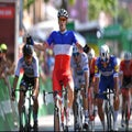 Suisse stage 8: Démare wins sprint; Porte holds lead