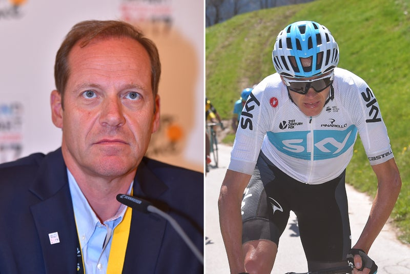 ASO attempt to block Chris Froome from racing Tour de France 1