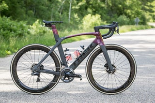 First Ride: Trek Madone SLR No. 6