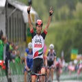 Suisse stage 5: Ulissi wins tough sprint; Porte in pole position