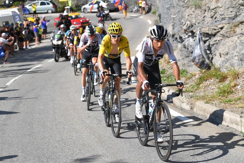 Froome ready to give up yellow jersey dream for Thomas