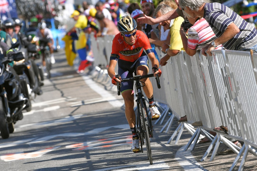 Nibali's team considering legal action against Tour