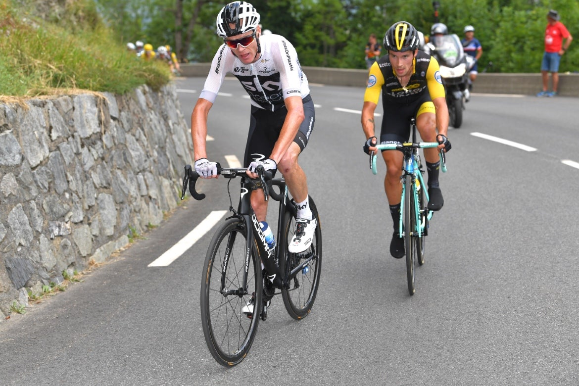 Brailsford   Froome will be a titan in the sport for helping Geraint  8a5b8eaac