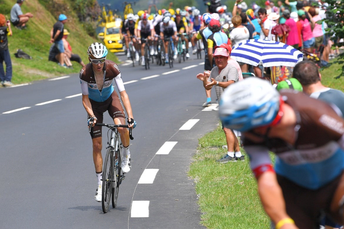 With a little luck, Bardet plans to break Tour drought