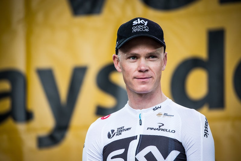 BMC take team time trial stage but Froome makes gains