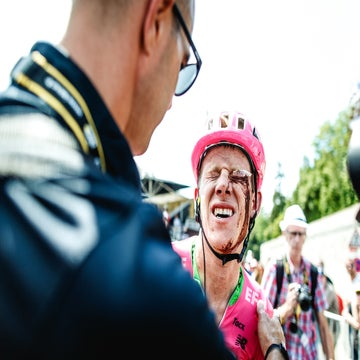 Commentary: Should EF Education First-Drapac send Craddock home?