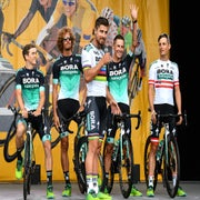 Inside Peter Sagan's Tour de France sprint team