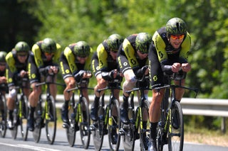Tour power report: Stage 3 TTT analysis
