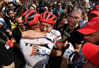 Emotional win confirms Degenkolb's return