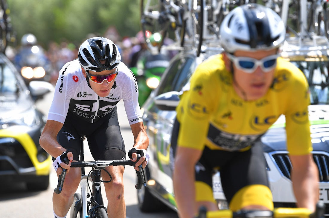 Tour de France  Sky s delicate balancing act with Thomas and Froome e2c02a999