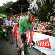 Sagan endures epic suffering, still finishes final mountain stage