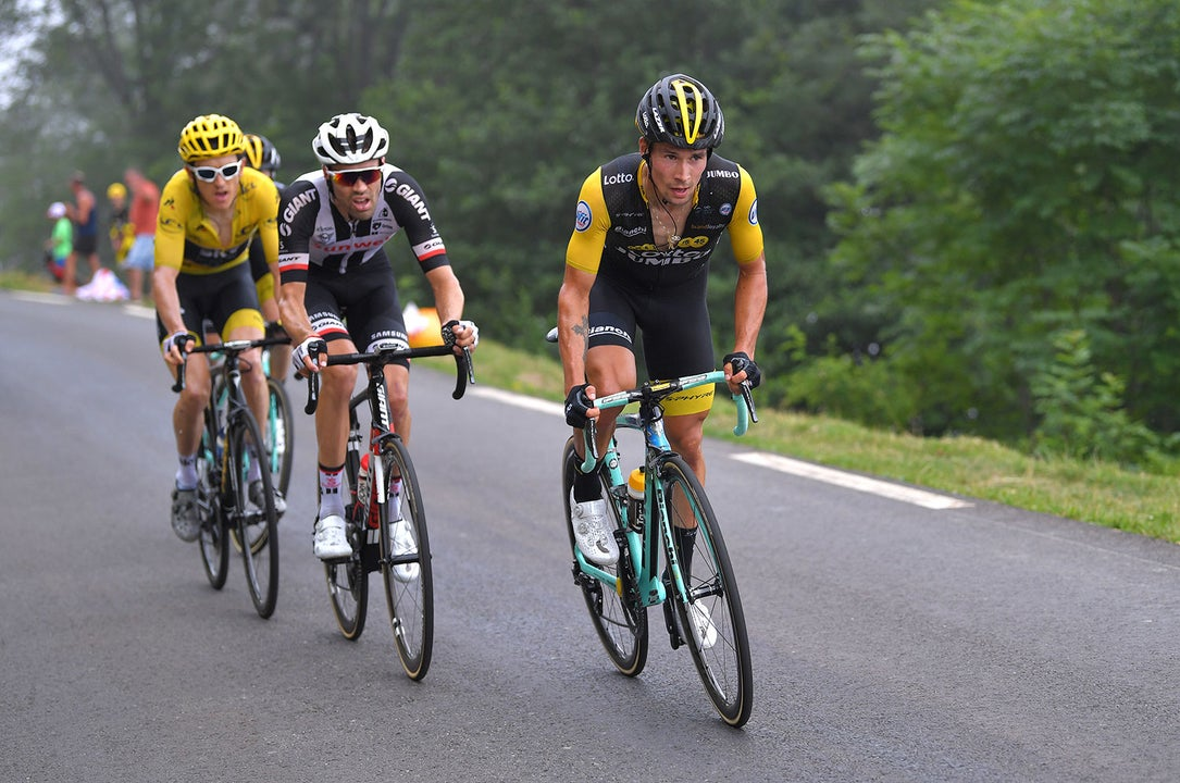 Sunweb plays long game in learning ropes at Tour de France