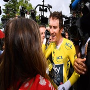 """Thomas: """"Every mountain stage I was under pressure"""""""