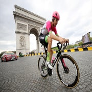 Americans on Tour: Five finishers in Paris
